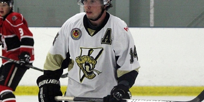 Nathan Savage, seen during the 2016 season, was named captain of the LaSalle Vipers on 13 September 2016.Photo by Devan Mighton.