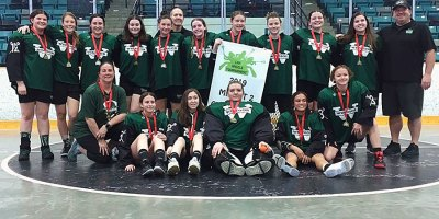 The 2019 Windsor Warlocks Midget Girls lacrosse team has proven they can roll with the best in the Ontario Lacrosse Association and are preparing for a run at a Provincial 'A' championship.Photo courtesy of Jackie Garant.